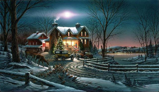 Terry Redlin Limited Edition Prints And Canvas