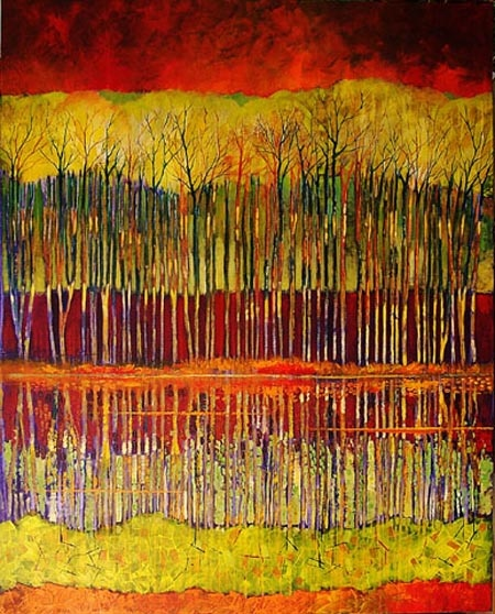 Ford Smith Canvas: FORD SMITH Original Paintings And