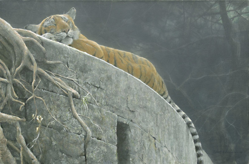 Robert Bateman Old Fort Tiger