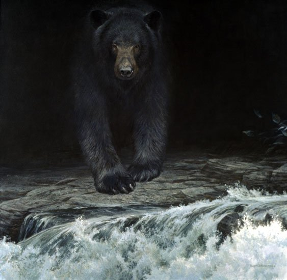 Robert Bateman Big Black