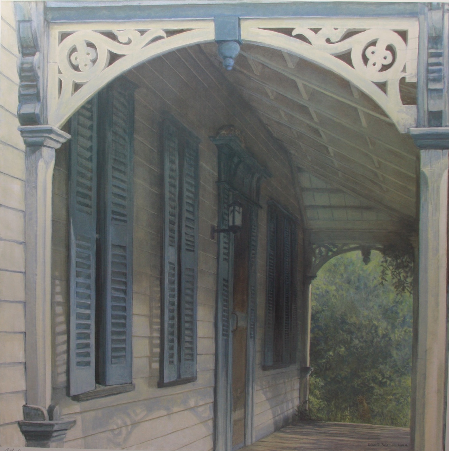 Robert Bateman Lucas Porch