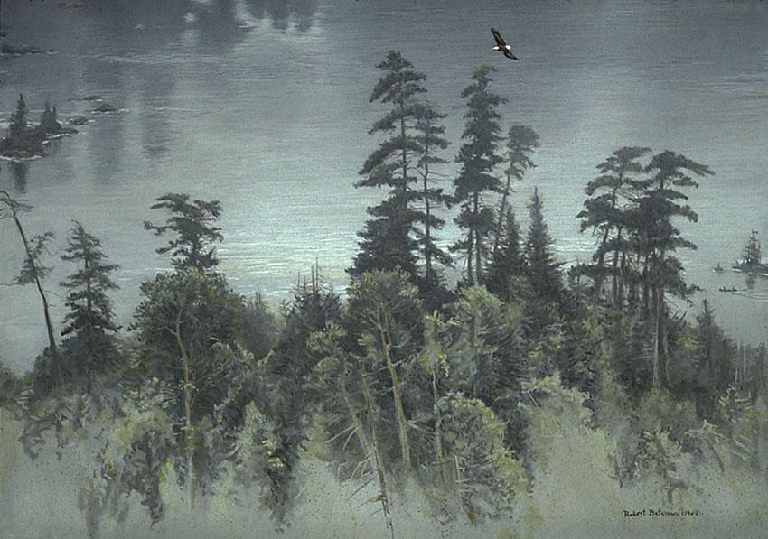 Art Country Canada ROBERT BATEMAN Original Paintings