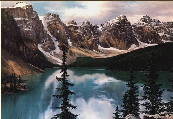 Fred Buchwitz Moraine Lake