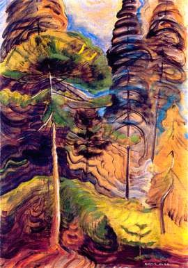 Art Country Canada Group Of Seven Emily Carr