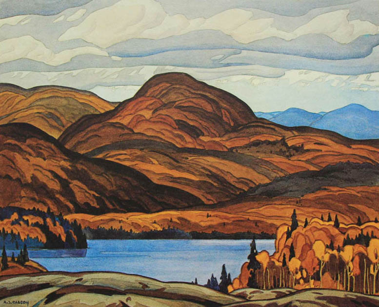 A. J. Casson Pike Lake