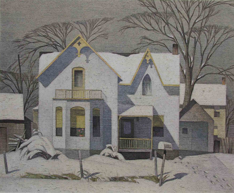 A. J. Casson Village House