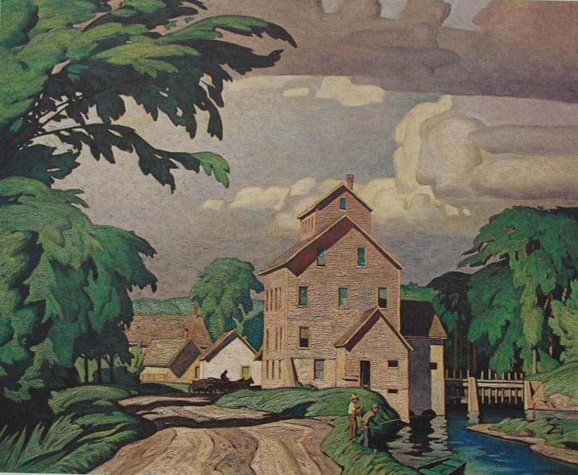 A. J. Casson Village Mill