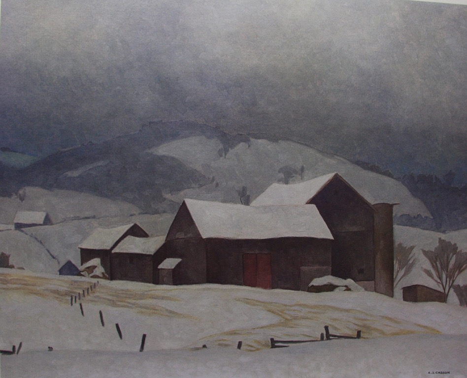Aj Casson Approaching Storm