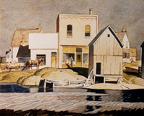 A.J. Casson Bobcaygeon