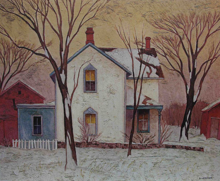 A. J. Casson Farmhouse