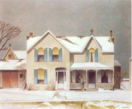 A.J. Casson Fresh Snow
