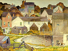 A.J. Casson Saturday Afternoon