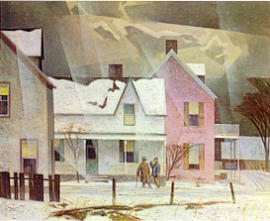 A. J. Casson Snow Flurries
