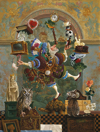 James Christensen Balancing Act