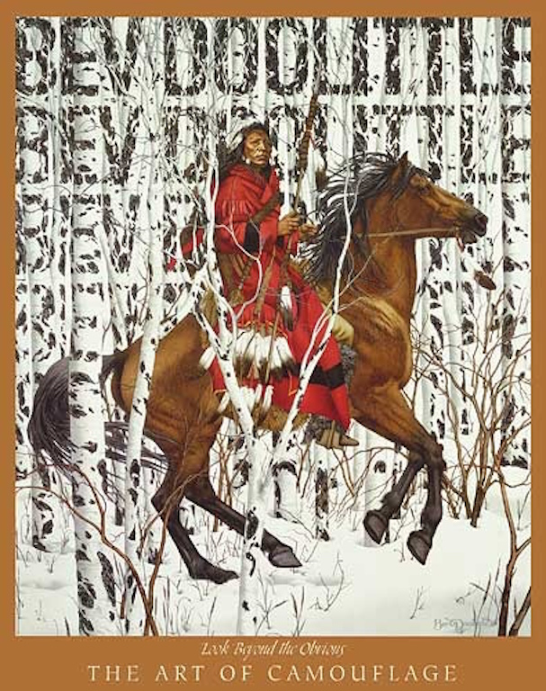 Bev Doolittle Art Of Camof