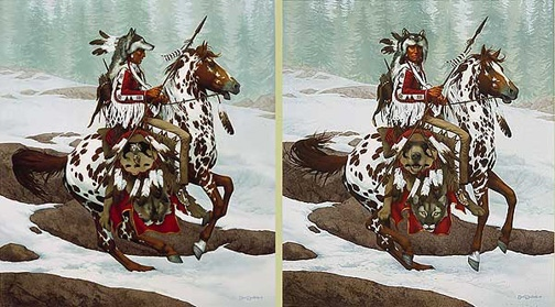Bev Doolittle Guardian Spirits