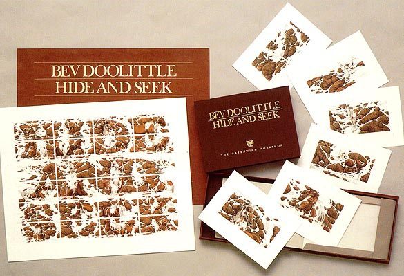 Bev Doolittle Hide and Seek