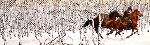 Bev Doolittle Sacred Ground