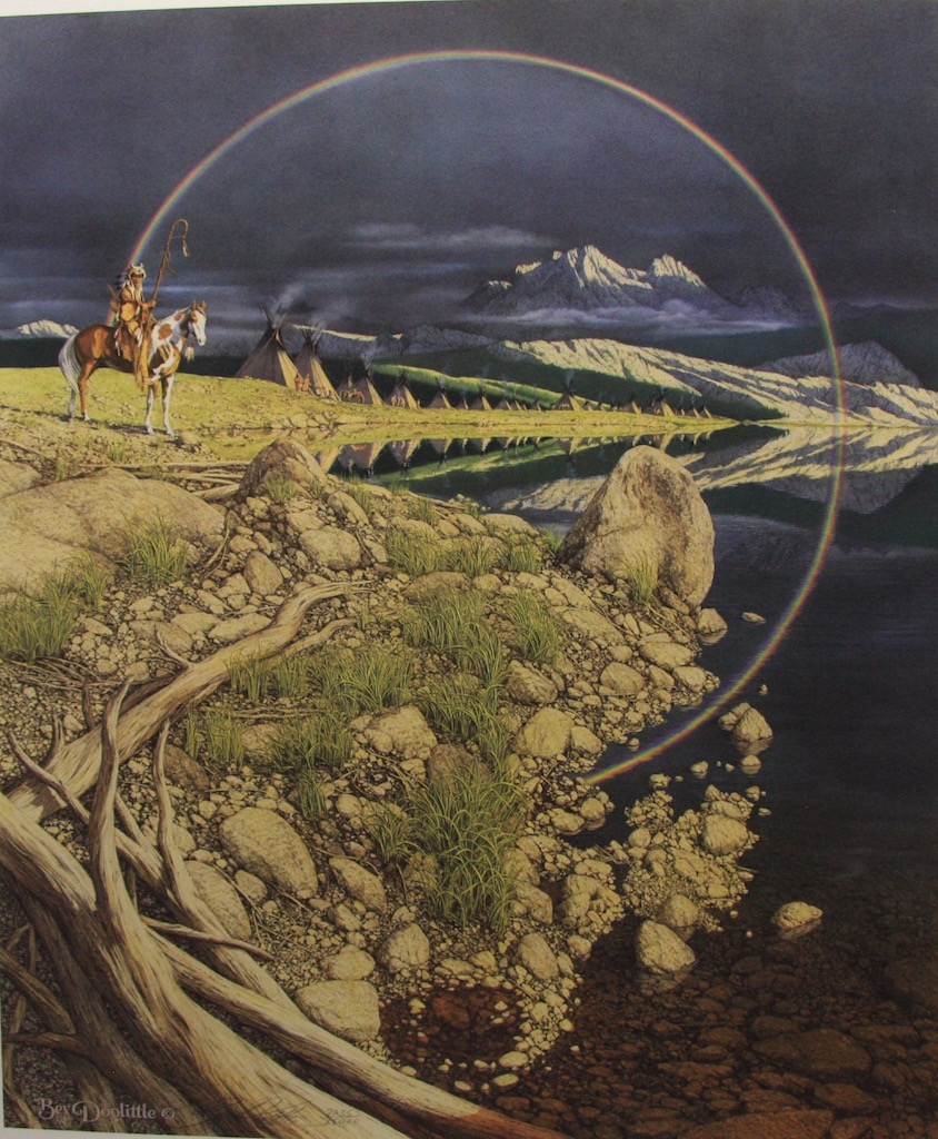 Bev Doolittle The Sentinel