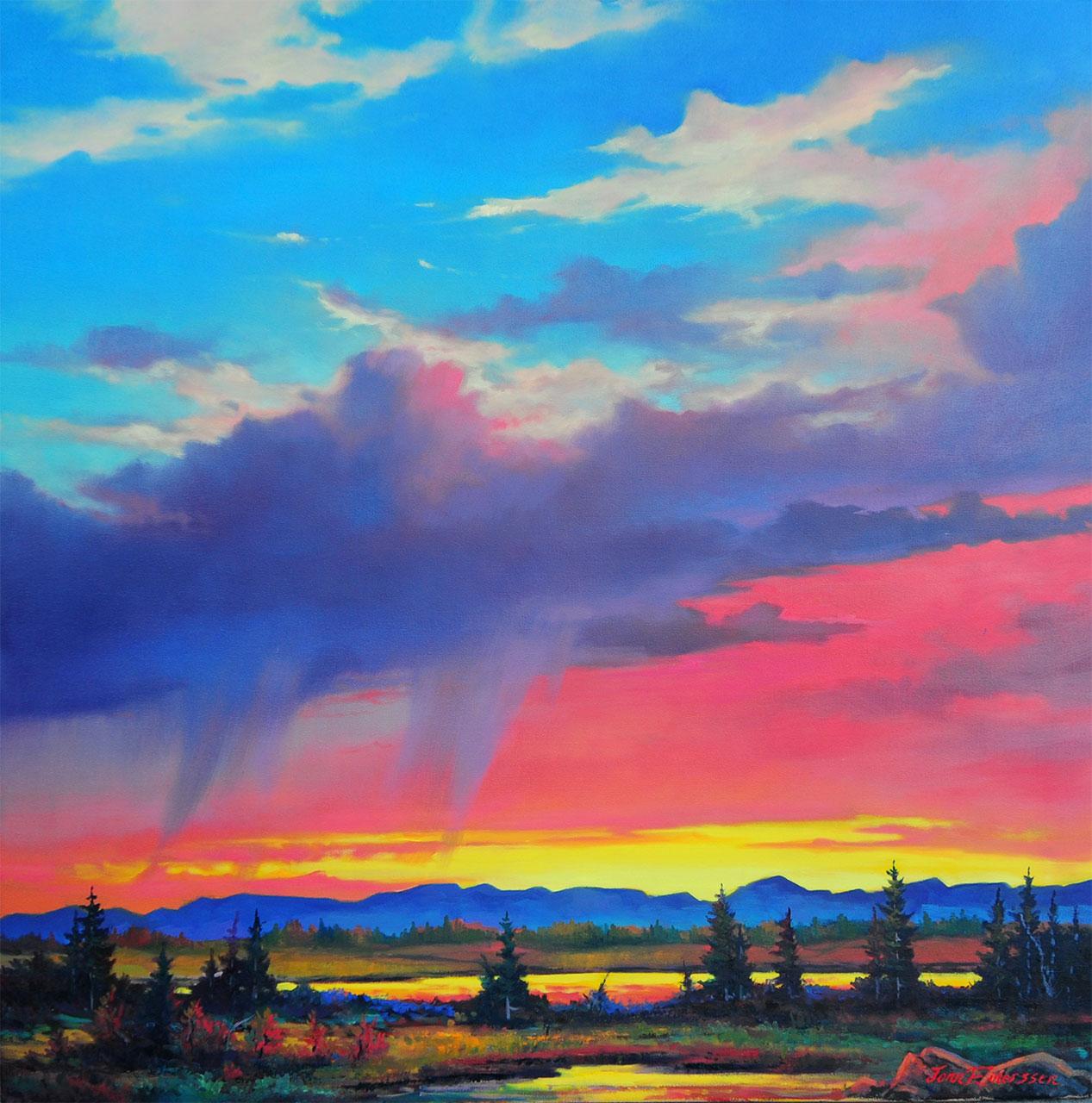 Art Country Canada - Robert Bateman - Worlds most
