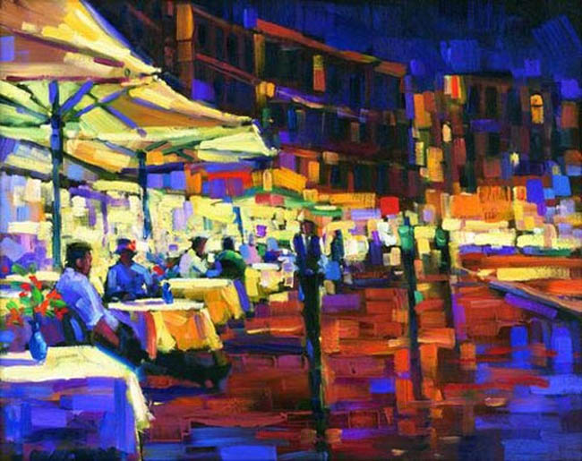 Michael Flohr Cappuccino with Friends