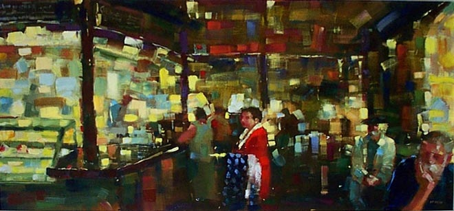 Michael Flohr Hungry Lady