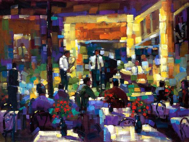 Michael Flohr Martinis and Jazz