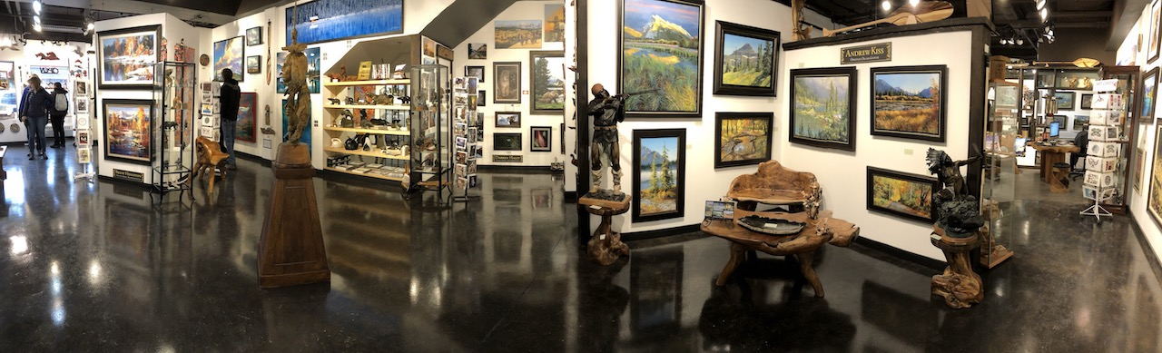 Art Country Canada - Canmore Gallery