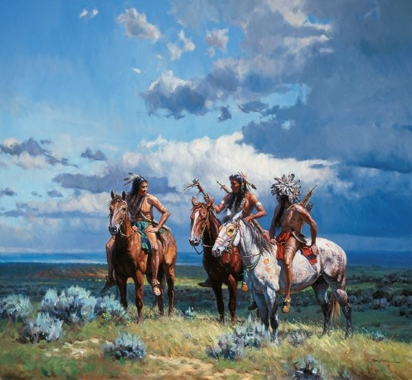 Martin Grelle The Buffalo Rattler