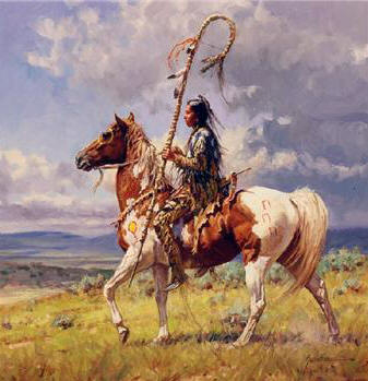 Martin Grelle Crooked Lance