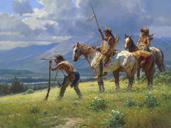 Martin Grelle Dust In The Distance