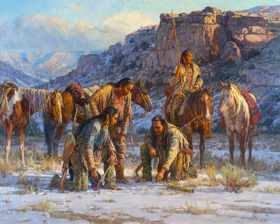 Martin Grelle Plans Against the Pecunies