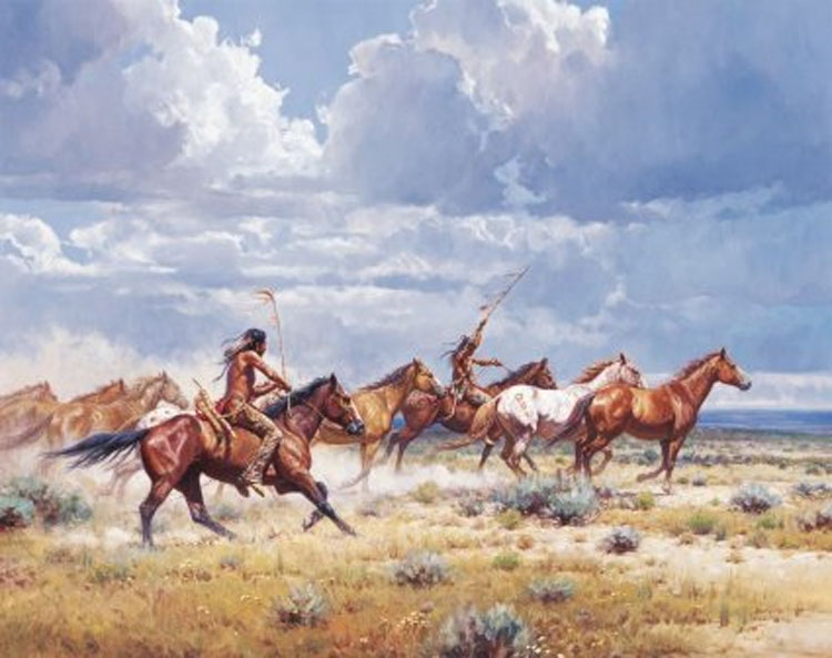 Martin Grelle Running With