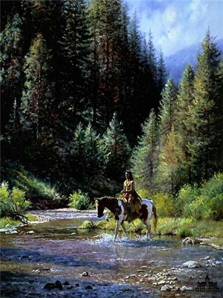 Martin Grelle shallow crossing