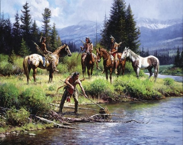 Martin Grelle The Rivers Gift