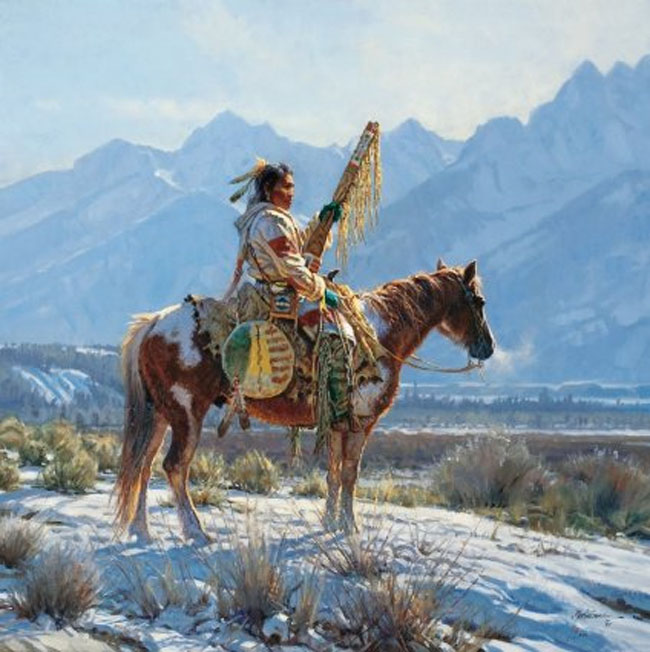 Martin Grelle Valley Guardian