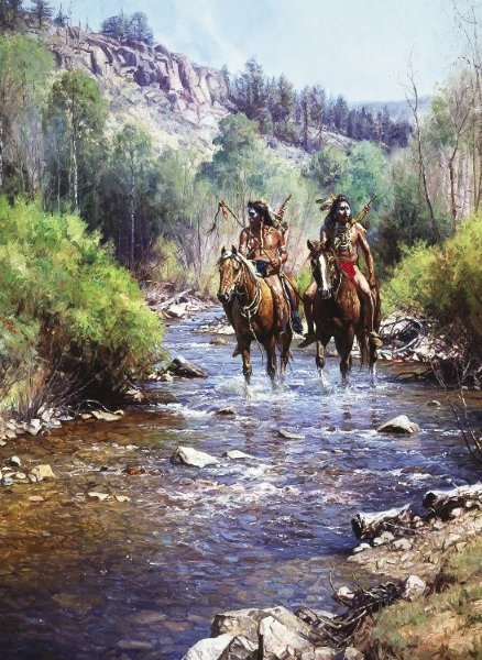 Martin Grelle When Horses Leave No Tracks