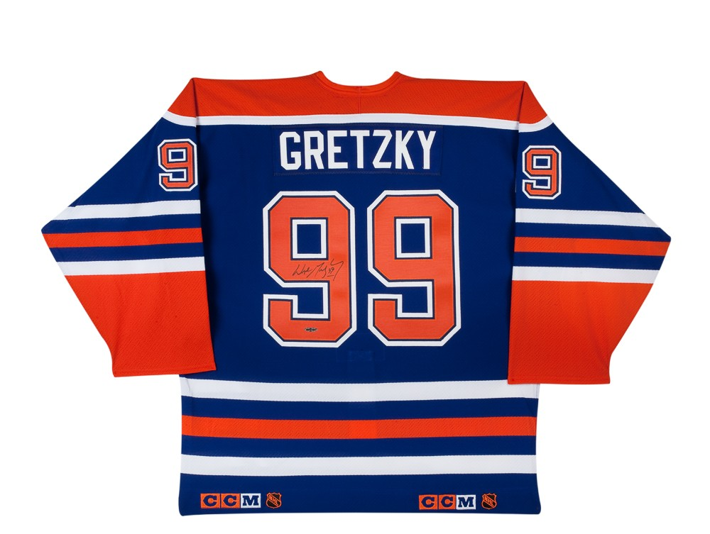 Art Country Canada - Wayne Gretzky Jerseys Prints and Hockey Memorabilia 83193afa559
