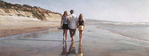 Steve hanks Fathers Day