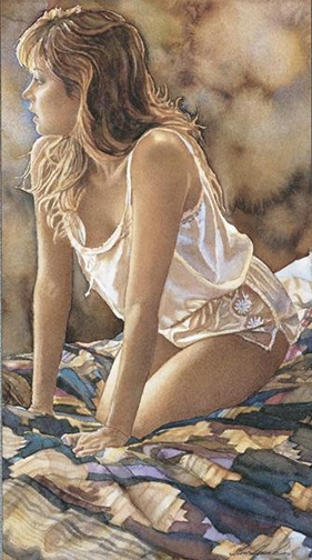 Steve Hanks In Her Thoughts