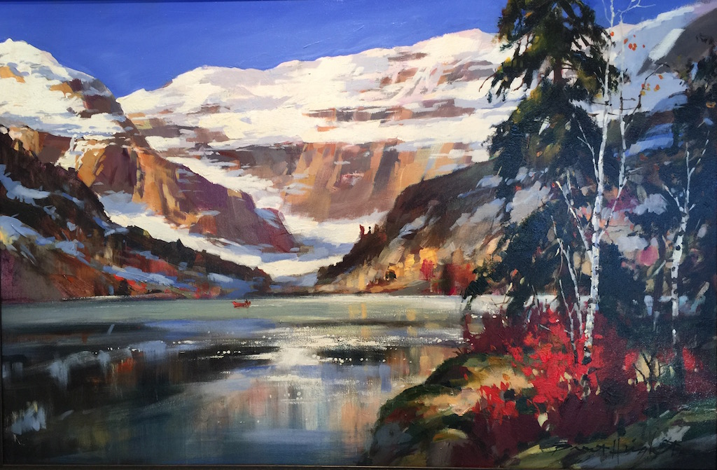 Brent Heighton Lake Louise