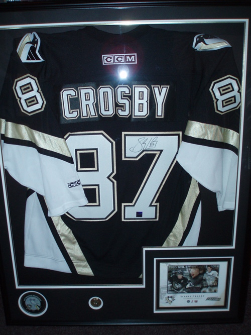 Art Country Canada - Hockey Jersey Boxes Framing