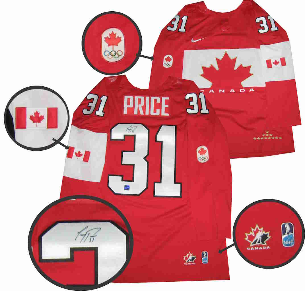 check out d35dd 85a85 Art Country Canada - CAREY PRICE Jerseys Prints and Hockey ...