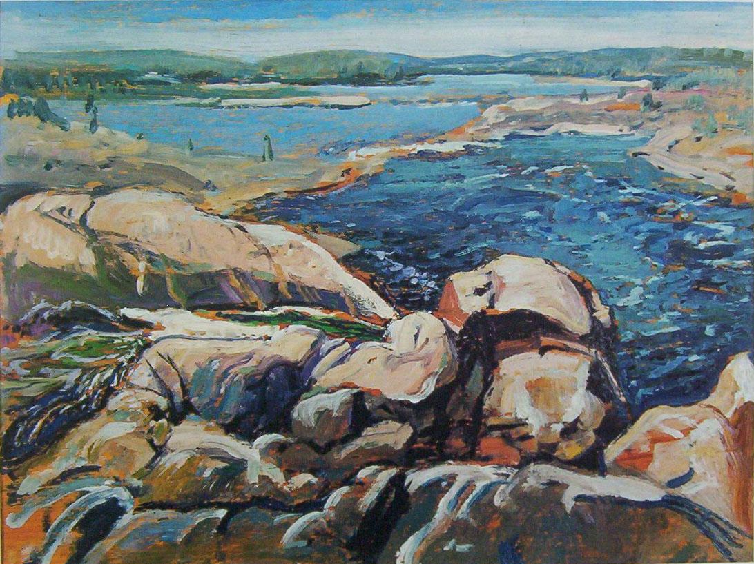 Arthur Lismer Famous Paintings