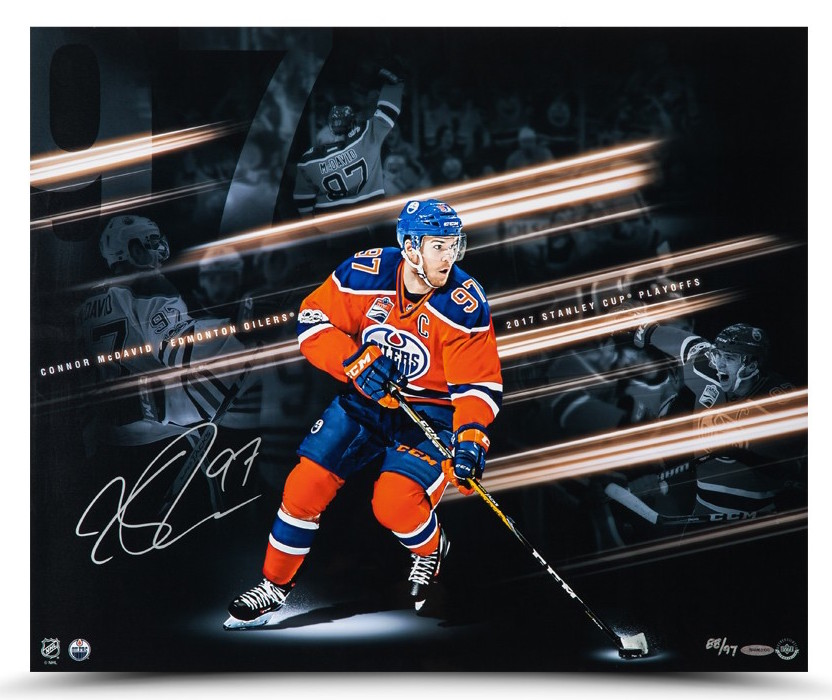 buy online 85068 eea29 Art Country Canada - Connor McDavid Jerseys Prints and ...
