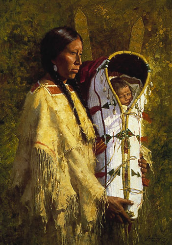 Terpning - Pride of the Cheyenne