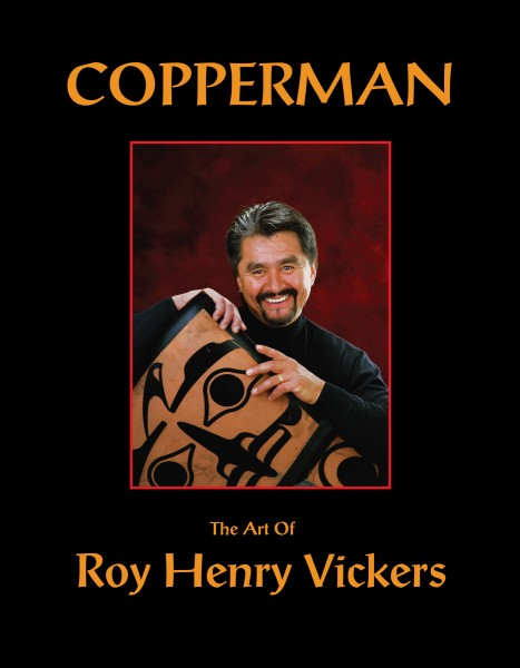 Roy henry Vickers Book