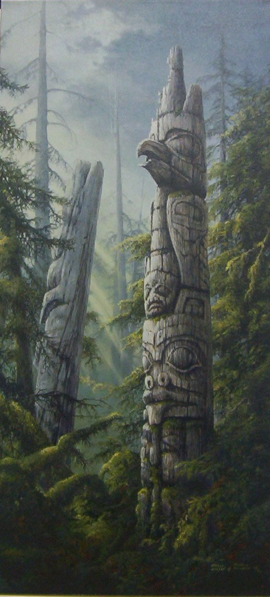 Native american on pinterest totem poles totems and